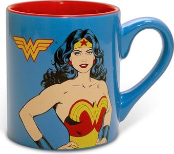 DC Comics - Wonder Woman - Pose - 14 oz. Ceramic