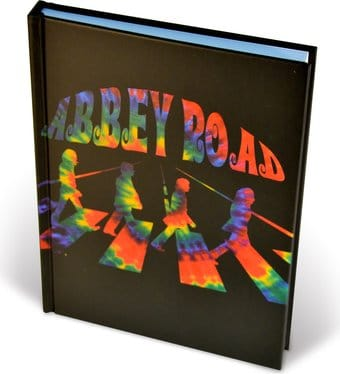 The Beatles - Abbey Road: Tie Dye Hard Cover