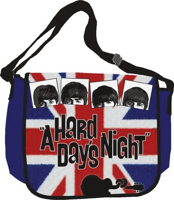 The Beatles - A Hard Day's Night British Flag: