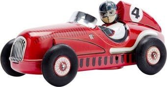 Retro Toy - Grand Prix Racer Car - Tin Toy