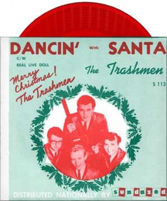 Dancin' With Santa / Real Live Doll (Color Vinyl)