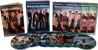 Sports Night - Complete Series (10th Anniversary