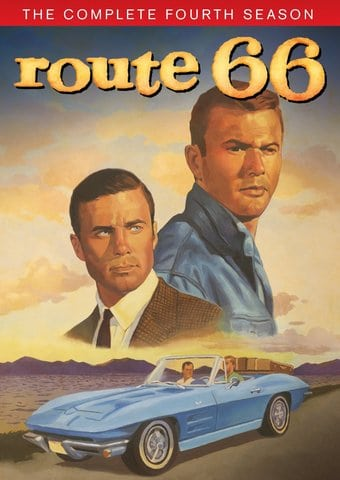 Route 66 - Complete 4th Season (5-DVD)