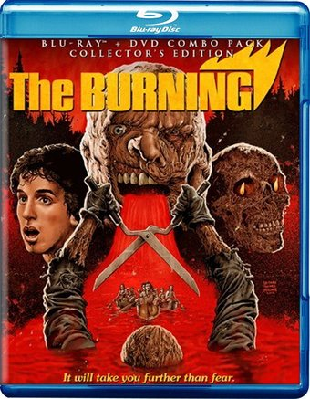 The Burning (Blu-ray + DVD)