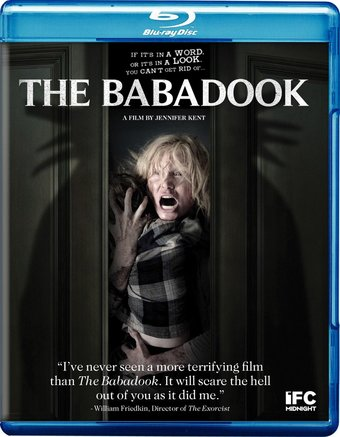 The Babadook (Blu-ray) (2014) Starring Essie Davis, Daniel ...