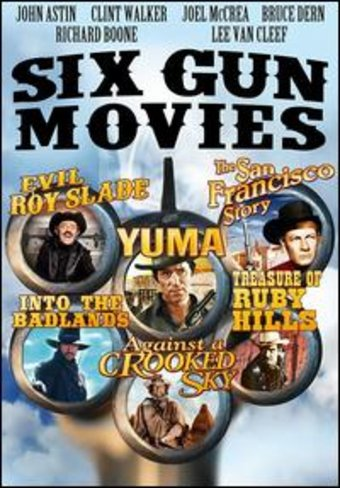 Six Gun Movies (Evil Roy Slade / San Francisco