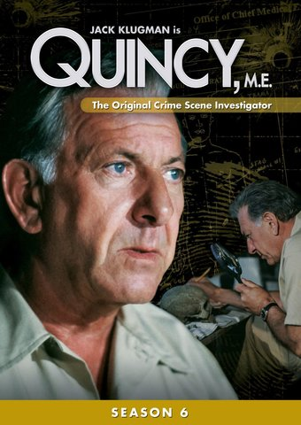 Quincy, M.E. - Season 6 (5-DVD)