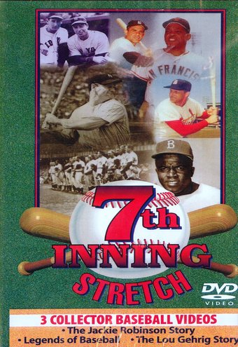 7th Inning Stretch (The Jackie Robinson Story /