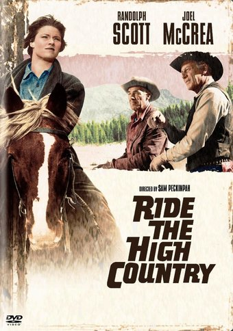 Ride the High Country (French Cover)