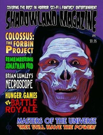 Shadowland Magazine Volume 1, #4 (Spring 2012)