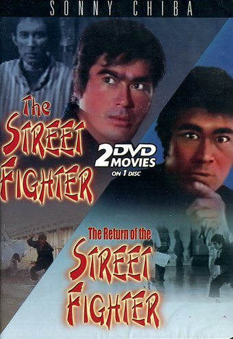 Sonny Chiba Double Feature: The Street Fighter /