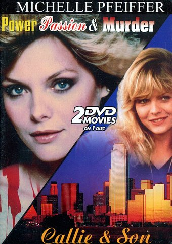 Michelle Pfeiffer Double Feature Power Passion Murder