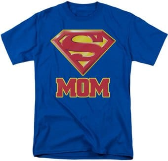 DC Comics - Superman - Super Mom - T-Shirt