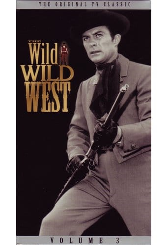 The Wild Wild West, Volume 3