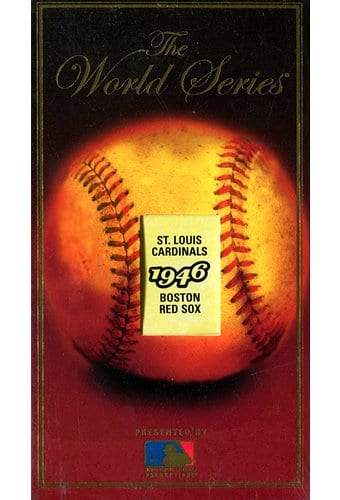 Baseball - 1946 World Series: St. Louis Cardinals