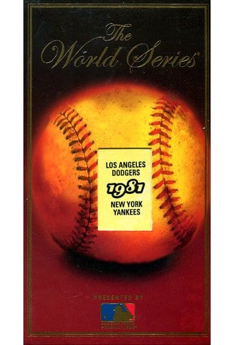 1981 World Series: Los Angeles Dodgers vs. N.Y.