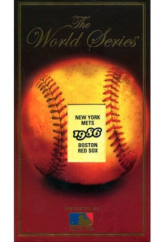 Baseball - 1986 World Series: New York Mets vs.