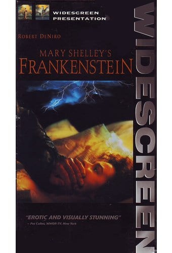 Mary Shelley's Frankenstein (Widescreen)