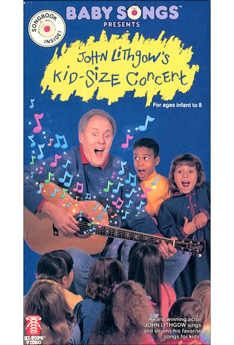 John Lithgow's Kid-Size Concert