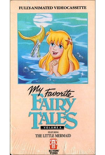 My Favorite Fairy Tales: The Little Mermaid