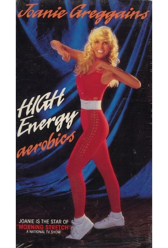 Joanie Greggains - High Energy Aerobics