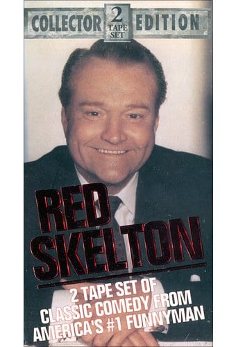 Red Skelton - Two Show Collection (2-Tape Set)
