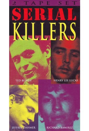 Serial Killers (2-Tape Set)