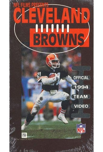 Football - Cleveland Browns: Official 1994 Team