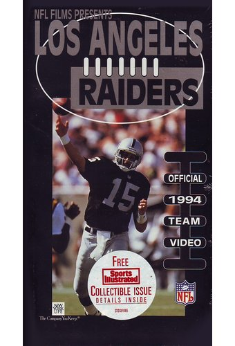 Los Angeles Raiders: Official 1994 Team Video