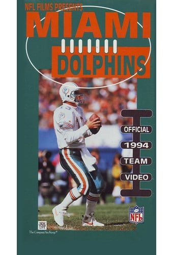 Football - Miami Dolphins: Official 1994 Team