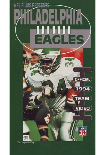 Philadelphia Eagles: Official 1994 Team Video