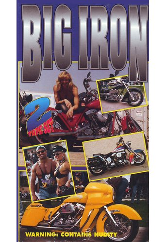 Big Iron: Sturgis / American Legend (2-Tape Set)