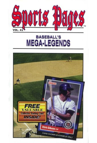 Baseball's Mega Legends
