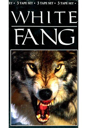 White Fang Collection (3-VHS)