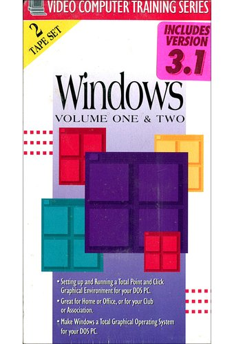 Windows, Volume 1 & 2 (2-VHS)