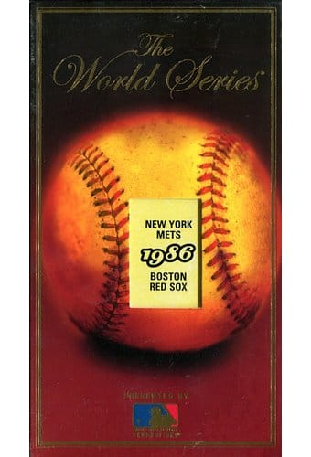 Baseball - The World Series: 1986 NY Mets vs