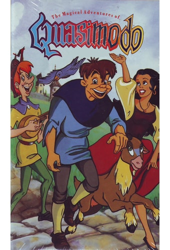 The Magical Adventures Of Quasimodo