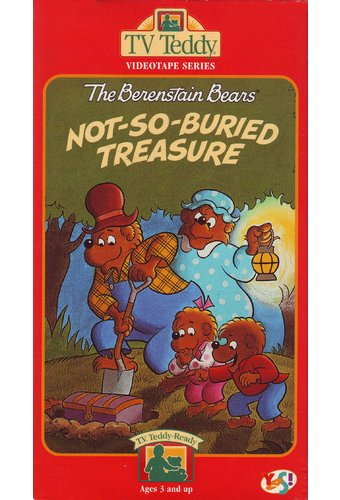 Berenstain Bears - Not-So-Buried Treasure