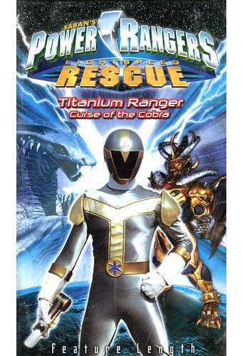 Power Rangers Lightspeed Rescue: Titanium Ranger