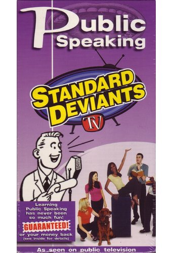 Standard Deviants TV: Public Speaking