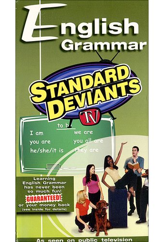 Standard Deviants TV: English Grammar