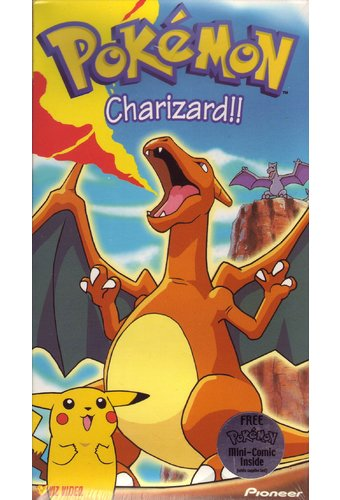 Pokemon - Charizard