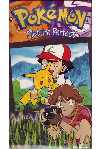 Pokemon - Picture Perfect