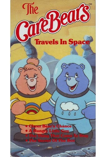 Care Bears - Travels In Space