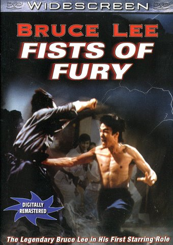 Fists of Fury (Widescreen, English Dubbed)