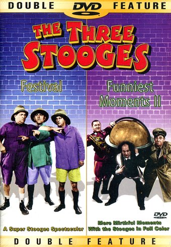 The Three Stooges - Festival / Funniest Moments II