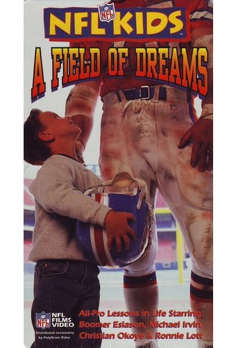 Football - NFL Kids: A Field of Dreams