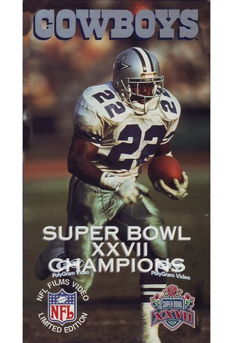 Dallas Cowboys: 1992 Super Bowl XXVII Champions