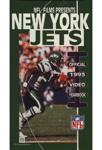 New York Jets: Official 1993 Video Yearbook