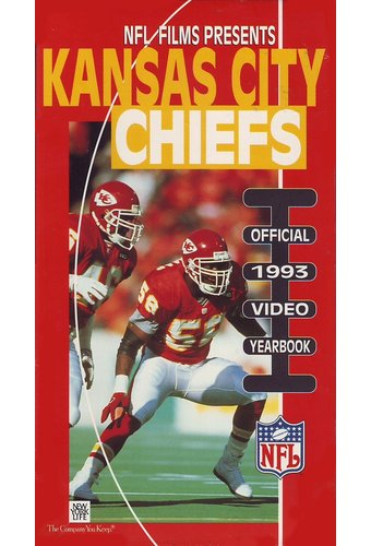Football - Kansas City Chiefs: Official 1993